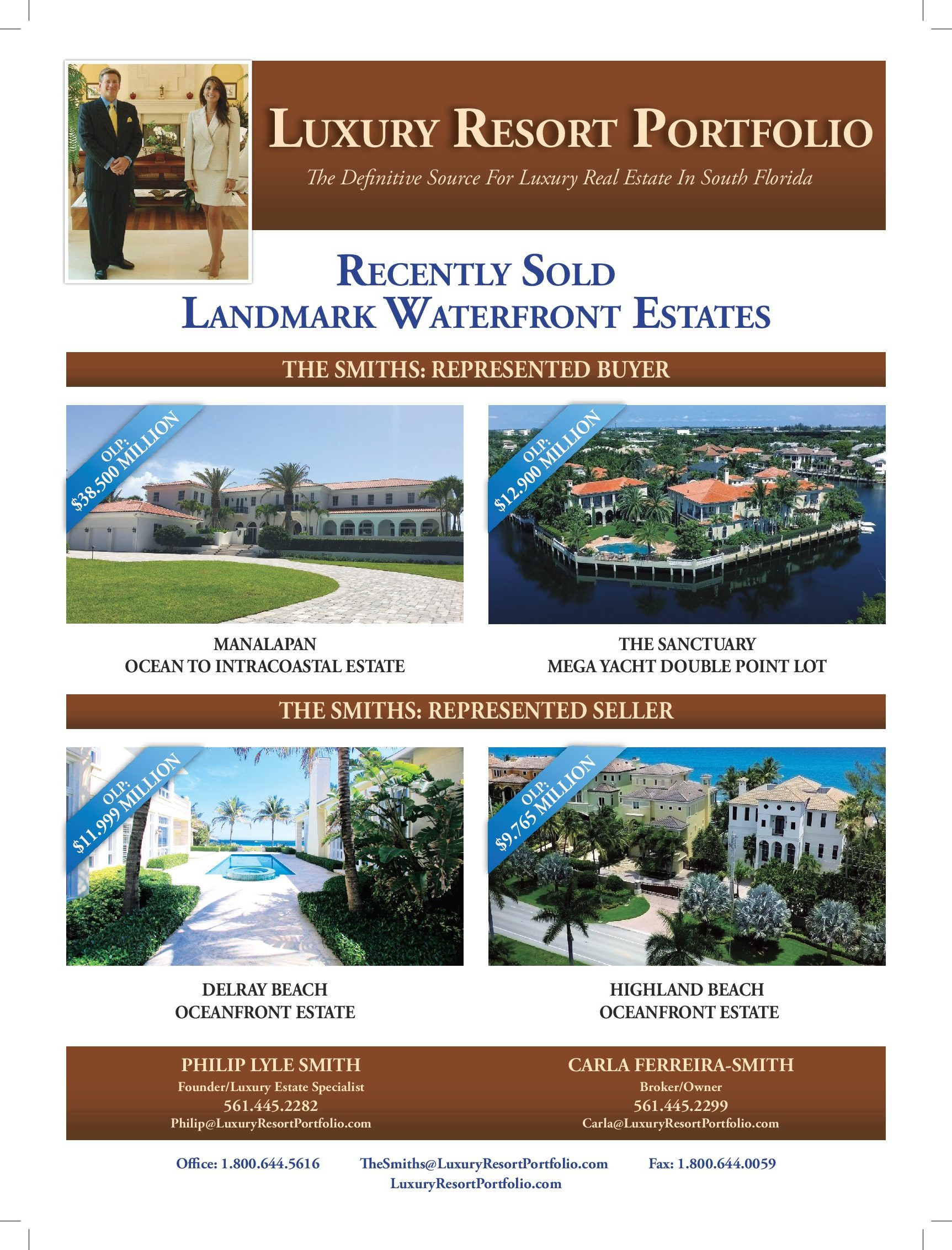 South Florida Waterfront Luxury Real Estate Specialists Luxury Resort  Portfolio South Florida Waterfront Luxury Real Estate Sales Specialists