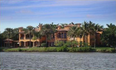 Boca Raton Waterfront Homes