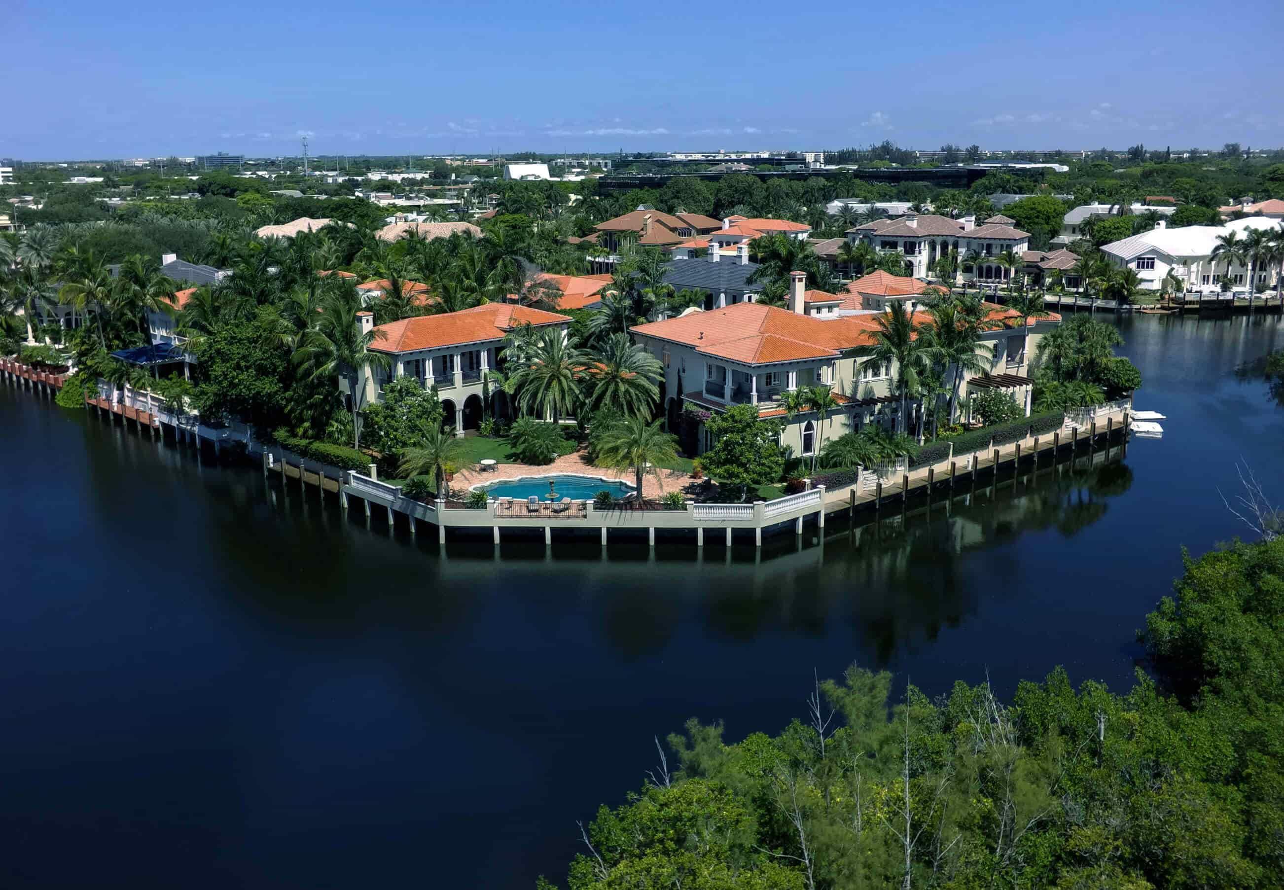 South Florida Waterfront Homes - Luxury Resort Portfolio