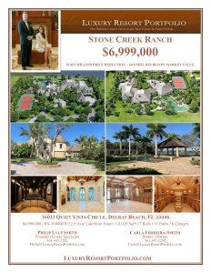 Stone Creek Ranch_16011 Quiet Vista Circle_Email Blast Flyer
