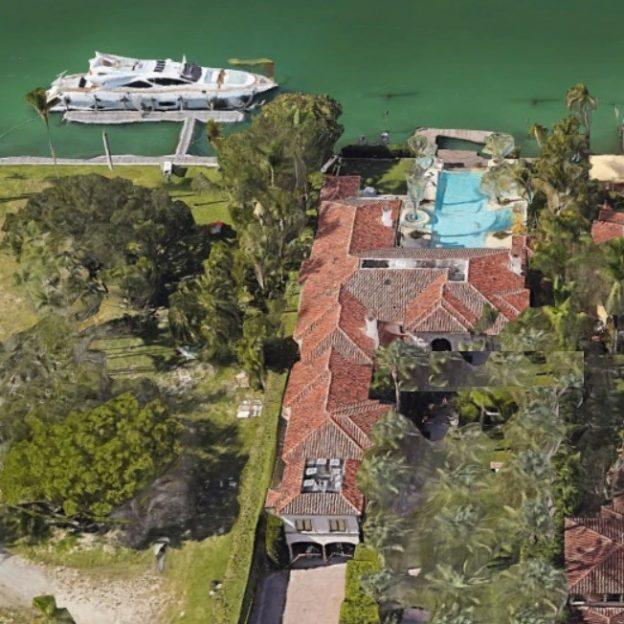 Jennifer Lopez & Alex Rodriguez - 13 Star Island Dr, Miami Beach, Florida 33139 - Miami Waterfront Luxury Real Estate