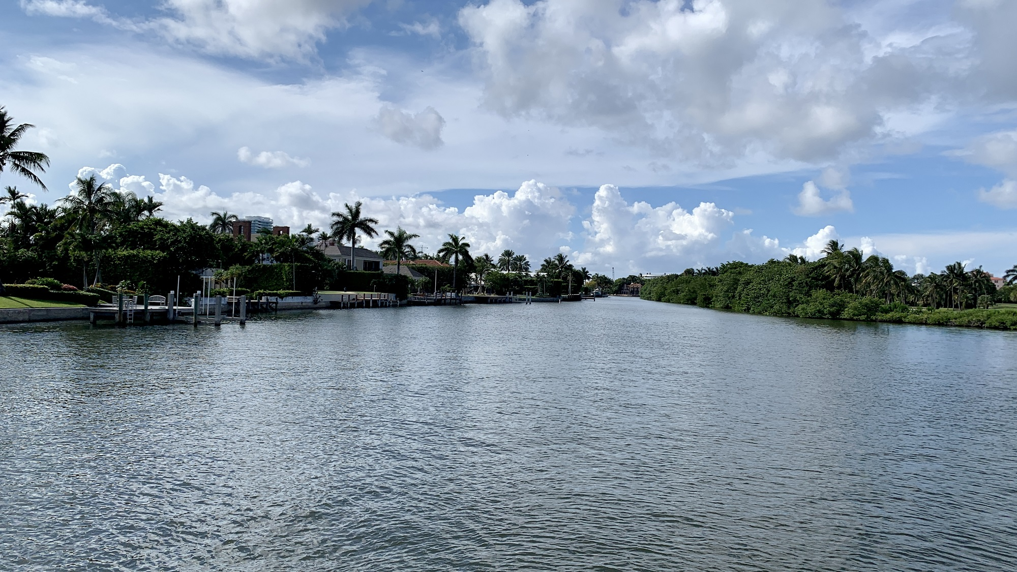 Tequesta Waterfront Homes